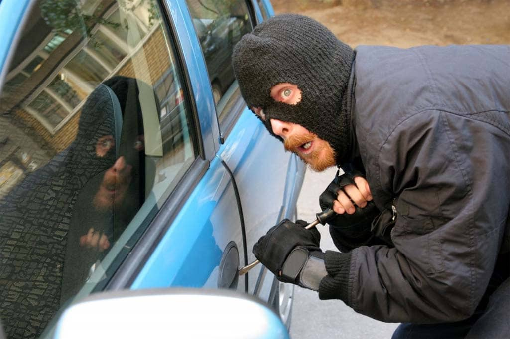 Auto Theft Fell 3.1% in 2018; California Had Most Stolen Vehicles