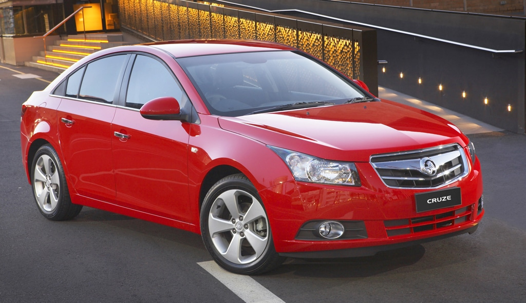 Gm Will Apparently Put Diesel In Cruze 2009 Holden Cruze