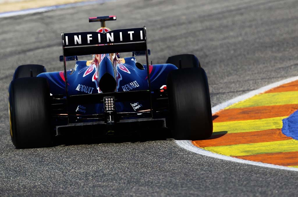Infiniti Partnering with Red Bull F1 Team