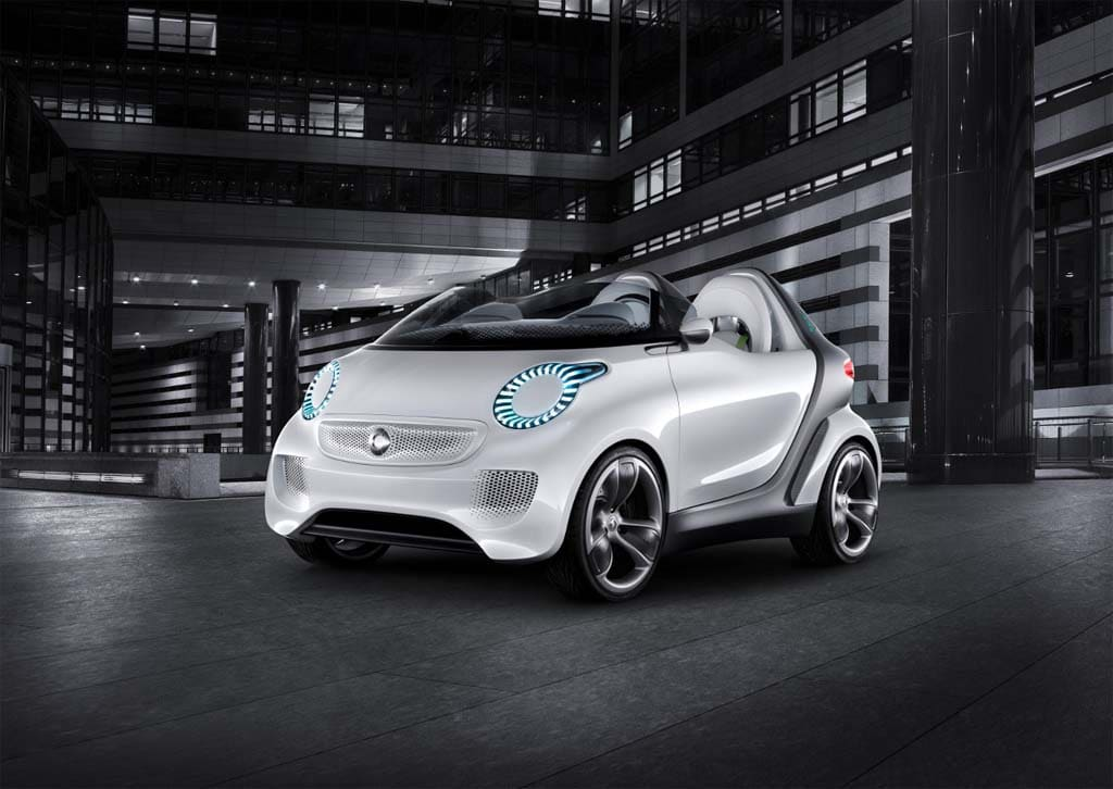 First Look: Smart ForSpeed