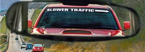 Opinion: Left-lane Bandits Cause Congestion