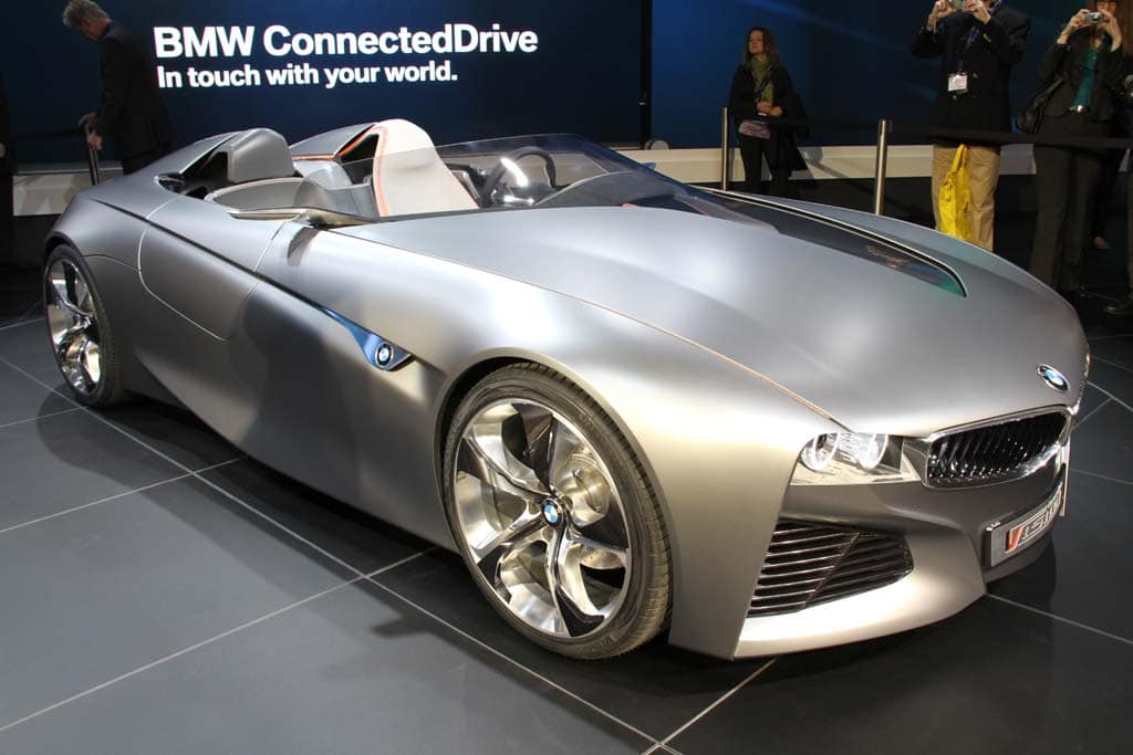 BMW Connected Drive concept BMW Connected Drive concept ...