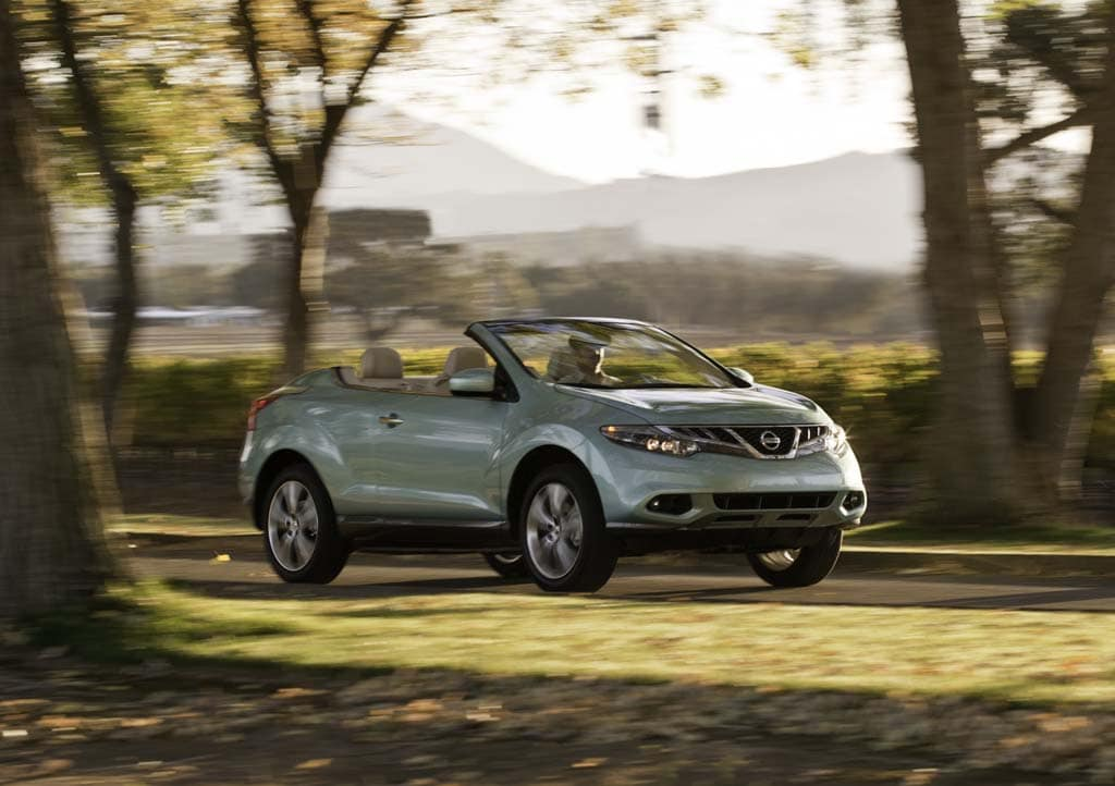 First Drive: 2011 Nissan Murano CrossCabriolet | TheDetroitBureau.com