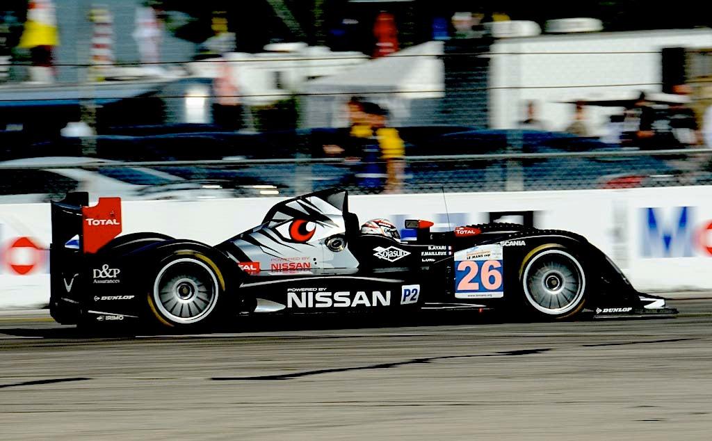 Sebring Sees Nissan Return To Big-time Sports Car Racing