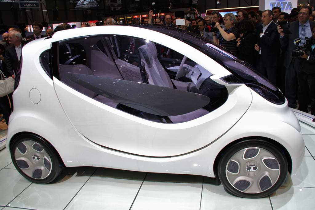 One Way Auto >> First Look: Tata Pixel Urban Concept Car ...