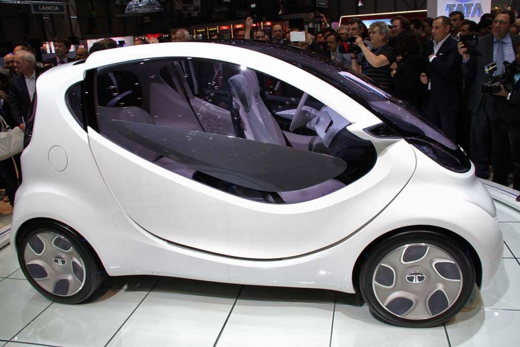 First Look Tata Pixel Urban Concept Car