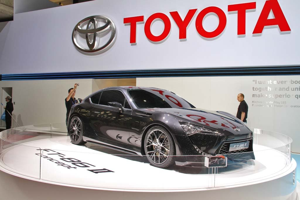 Toyota Looking At New Supra But Will It Be Electric Thedetroitbureau Com