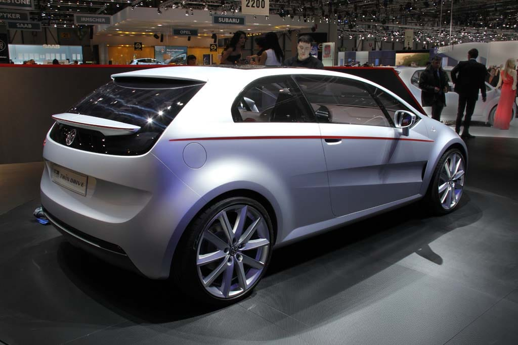 Volkswagen Explores Its Future With Go And Tex Concepts