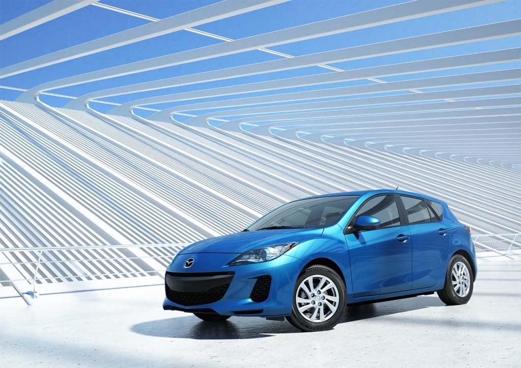 Mazda Debuts SkyActiv Powertrain With '12 Mazda3
