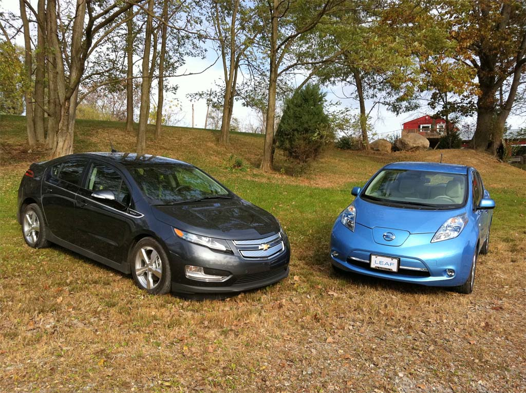 Obama Admin. Wants Battery Car Rebates
