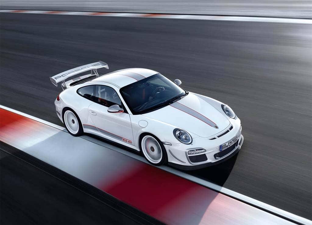 First Look: 2011 Porsche 911 GT3 RS 4.0