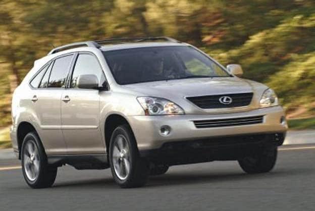 Toyota Recalling 82,000 Hybrid SUVs