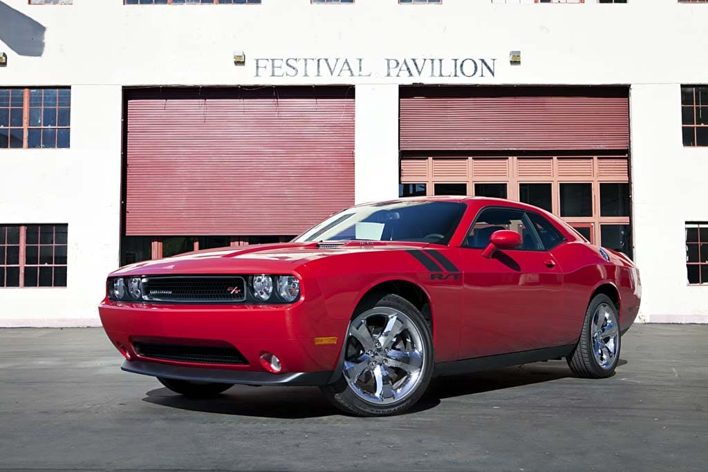 Dodge Challenger R/T Tops List Of Cars Holding Their Value