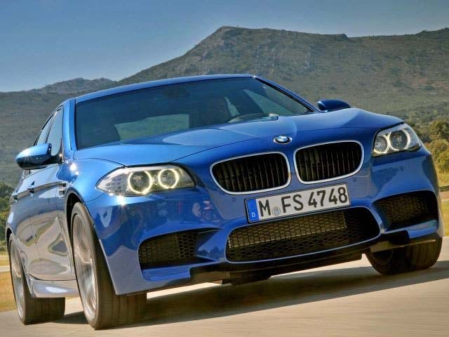 First Look: 2012 BMW M5 | TheDetroitBureau.com