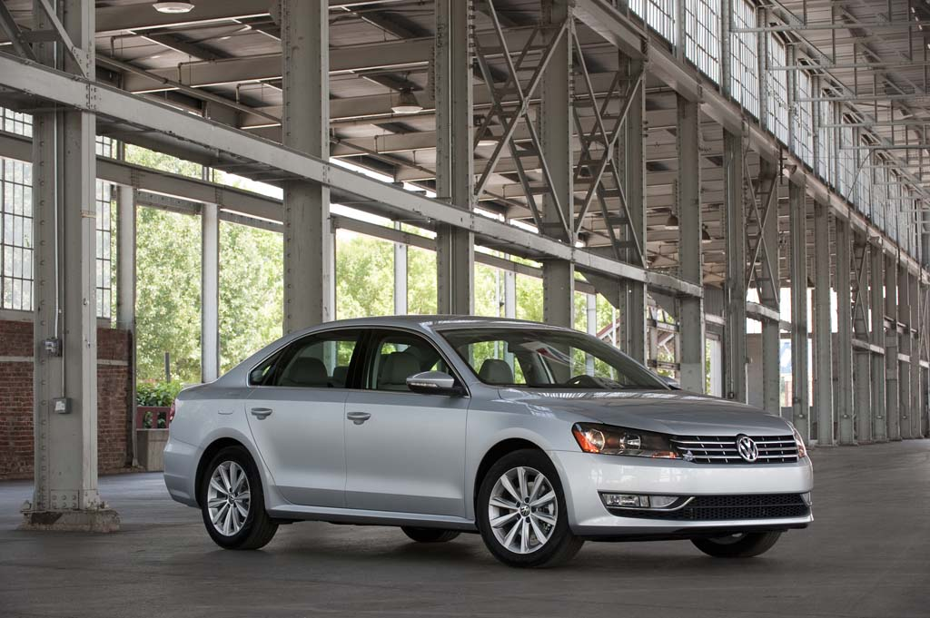 A Second Opinion: the 2012 Volkswagen Passat