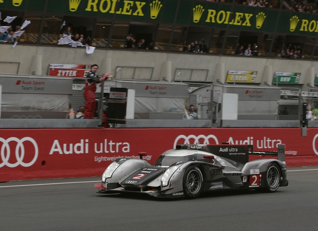 Audi, Chevrolet, BMW and Even Ford Enhance Their Reputations at Le Mans