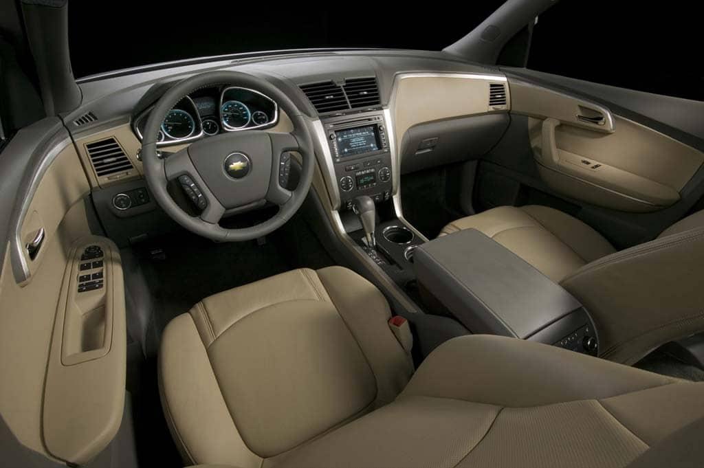 2011 Traverse Lt Ebony Interior Autos Post