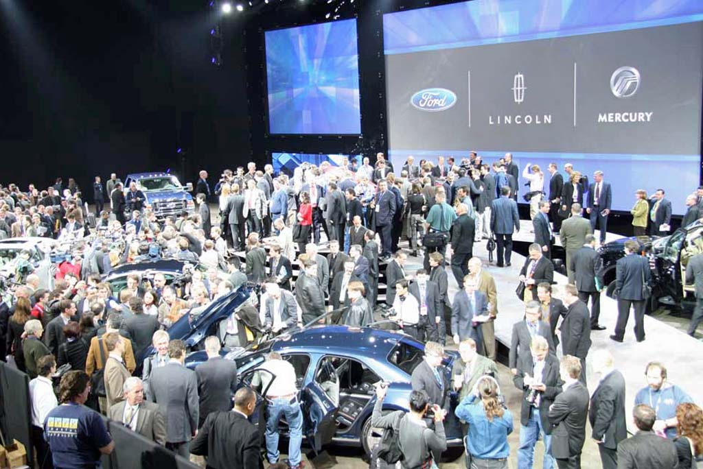 Marty's Marketing Minutia – Detroit Auto Show Edition