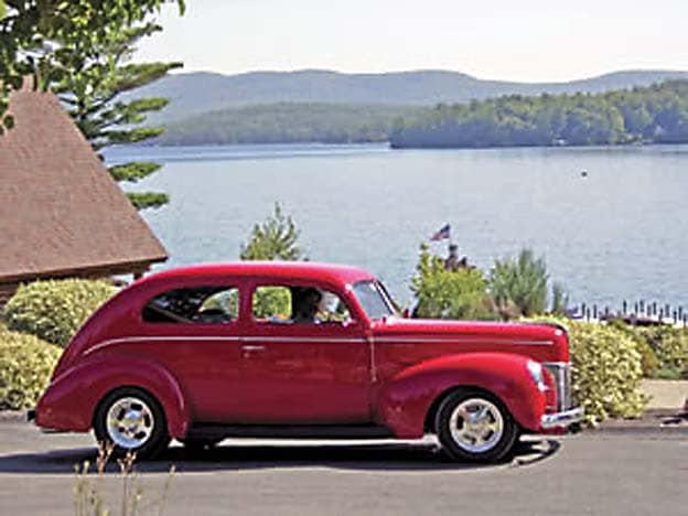 The Beginning of the End: The '40 Ford