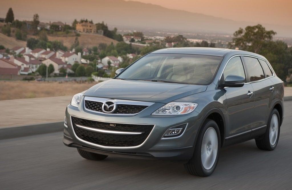 First Drive: Mazda CX-9