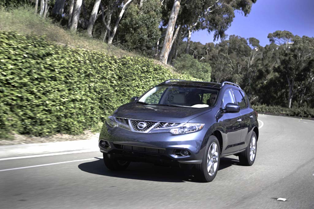 First Drive: 2011 Nissan Murano
