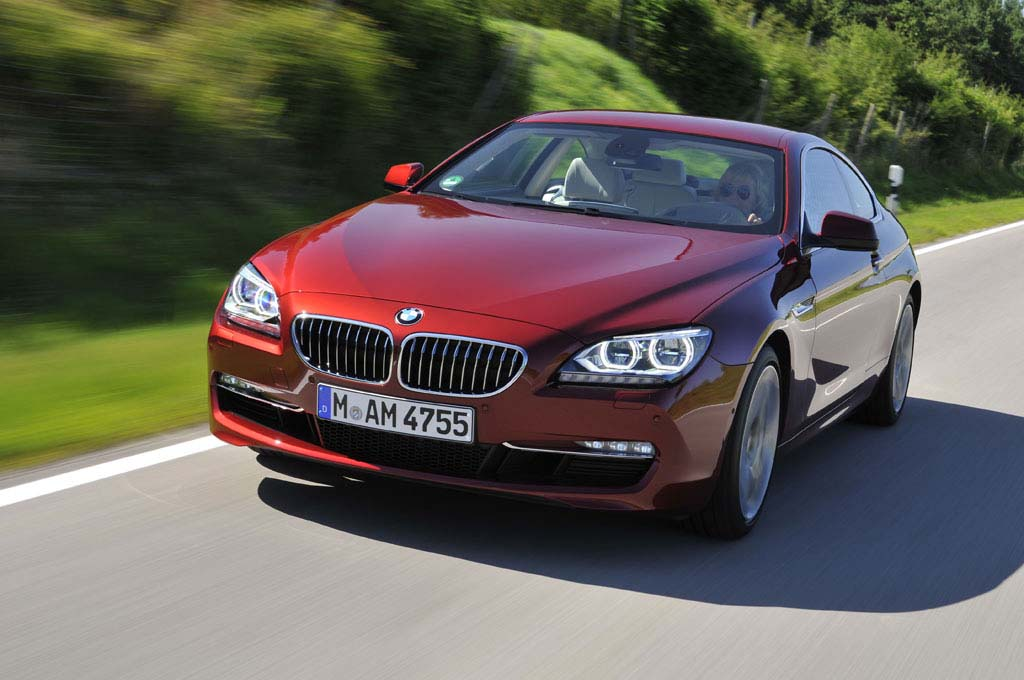 First Drive: 2012 BMW 6 Series Coupe