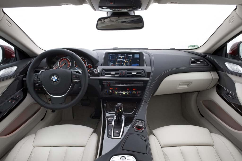 First Drive: 2012 BMW 6 Series Coupe | TheDetroitBureau.com
