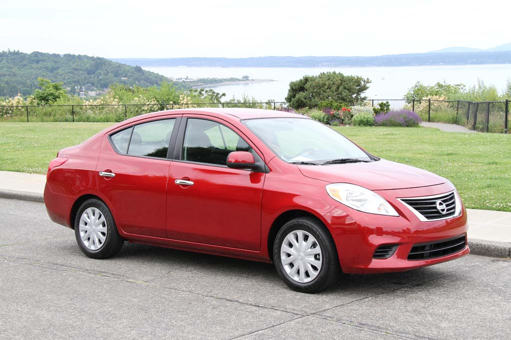 Shorter Overall, The 2012 Nissan Versa ...