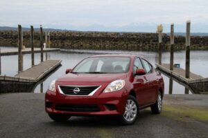 NHTSA is investigating 360,000 Nissan Versas from 2012-2014 for unintended acceleration issues.