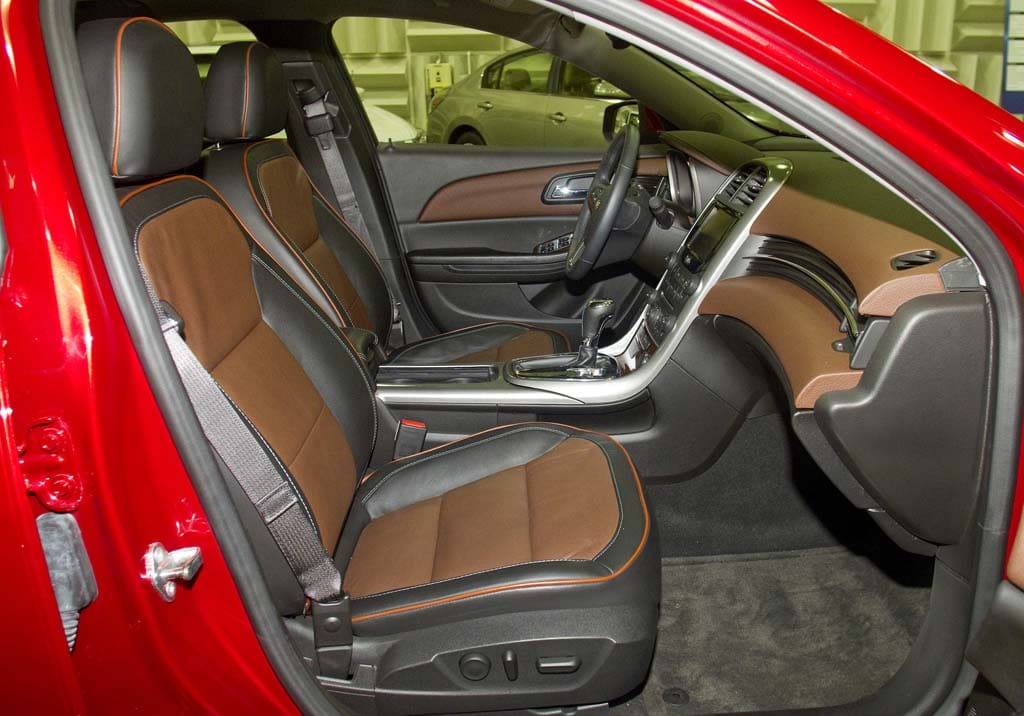 Inside The 2013 Chevy Malibu Thedetroitbureau Com