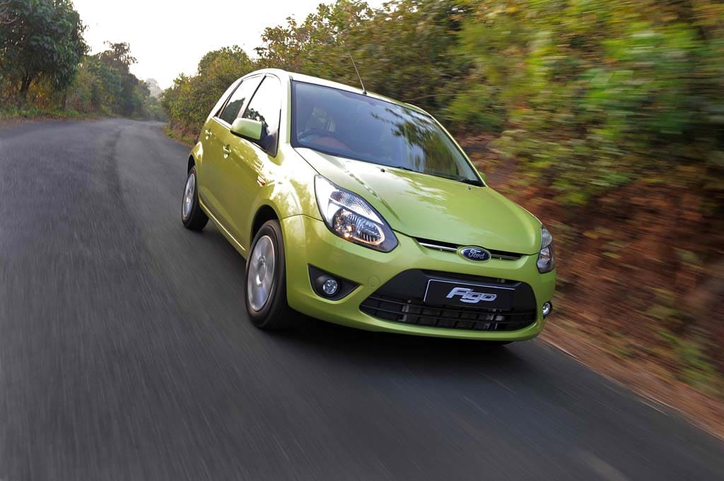 Ford's Big Bet on India