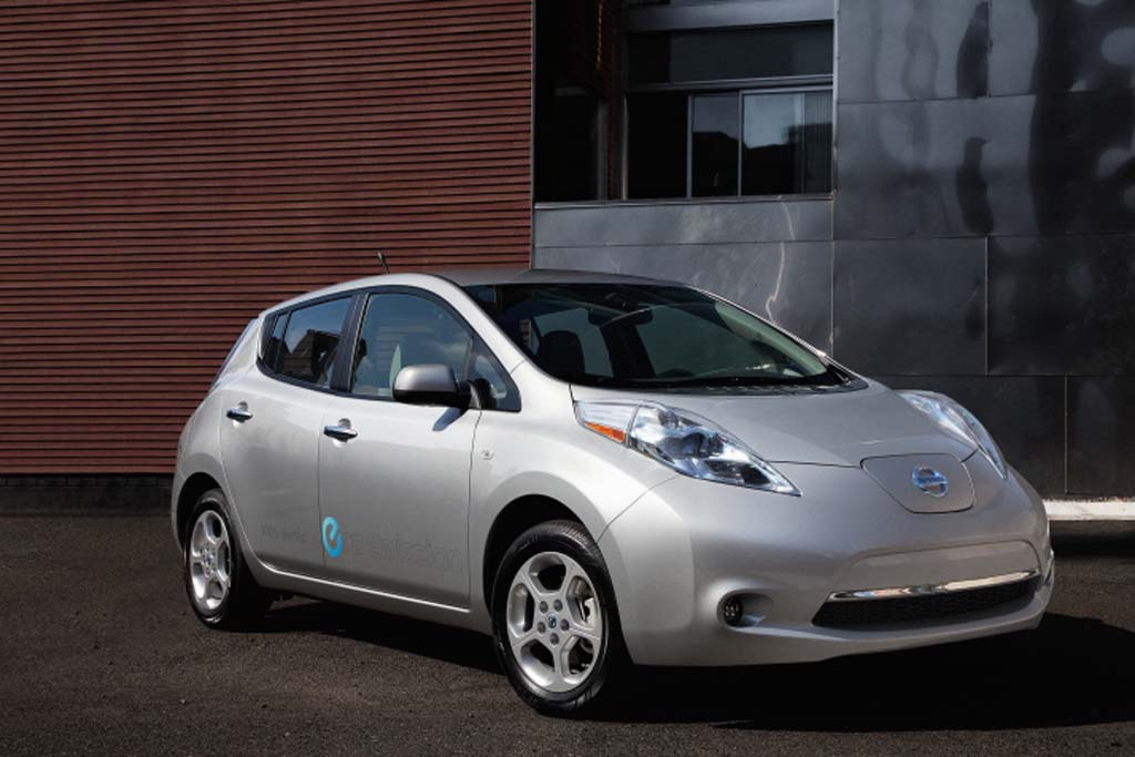 Nissan Leaf: A Great Ride but a Fair Weather Friend