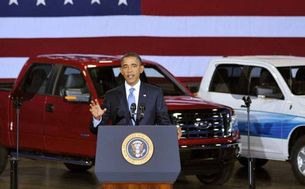 Obama EPA Upholds Tough 54.5 MPG Fuel Economy Standards