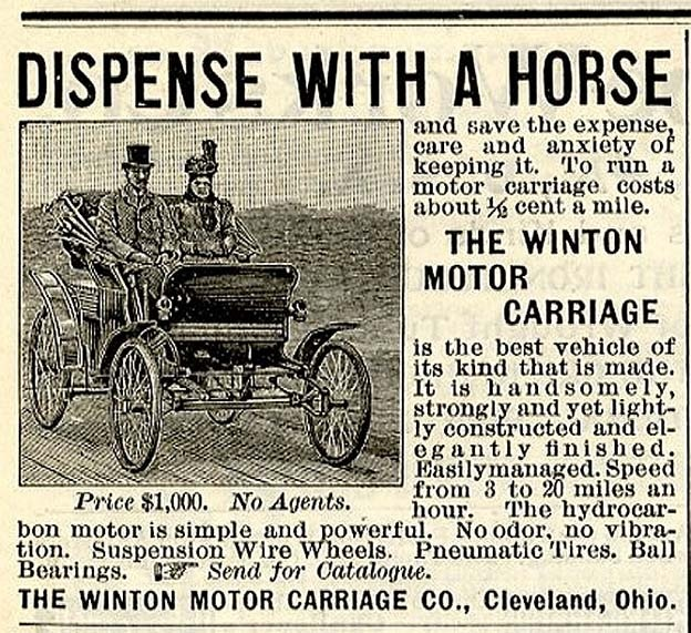 The Soft Sell Auto Advertising Turns 113