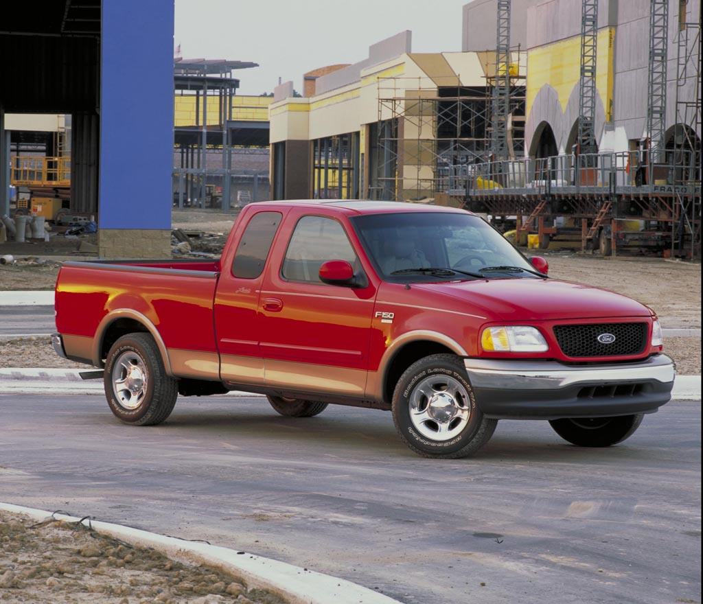 fire risk forces ford to recall 1 2 mil pickups. Black Bedroom Furniture Sets. Home Design Ideas