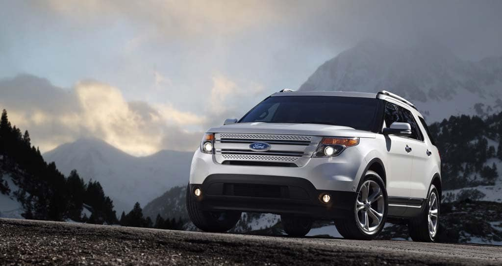 Ford Adds 2.0-liter EcoBoost to Edge, Explorer