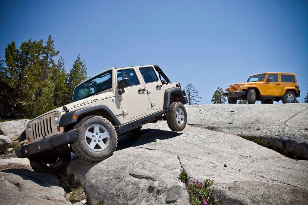 First Drive: 2012 Jeep Wrangler | TheDetroitBureau com