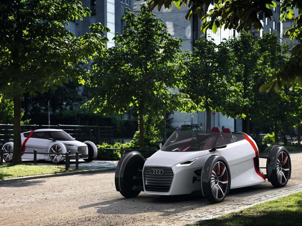 Audi Offers Closer Look at Urban Concept
