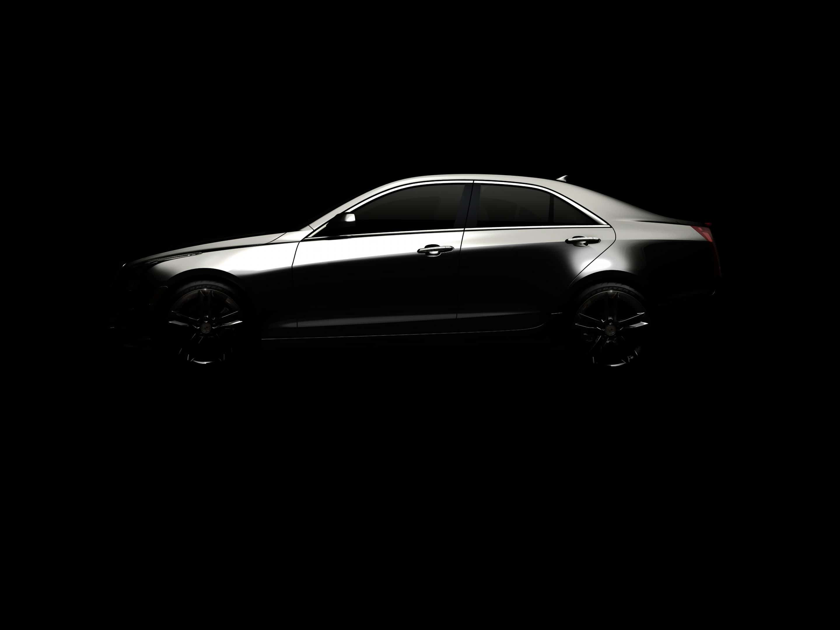 First Look Cadillac Ats Entry Luxury Car Thedetroitbureau Com