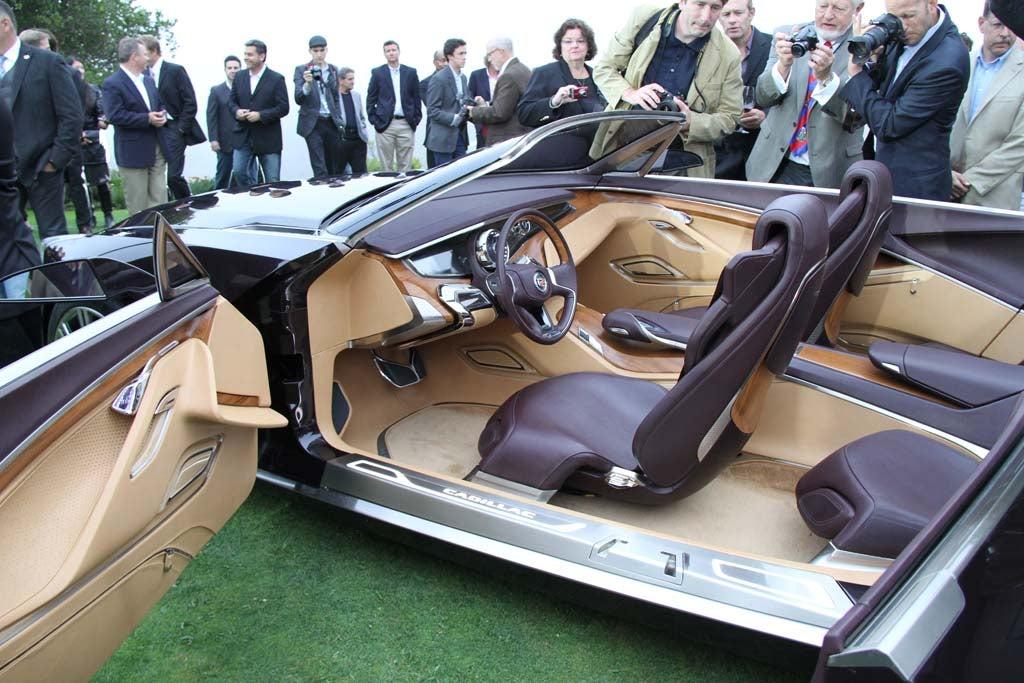 First Look Cadillac Ciel Concept Thedetroitbureau Com
