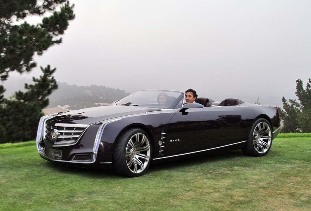 First Look: Cadillac Ciel Concept