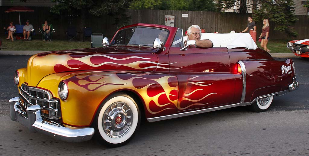 Woodward Dream Cruise A Car Geek Heaven