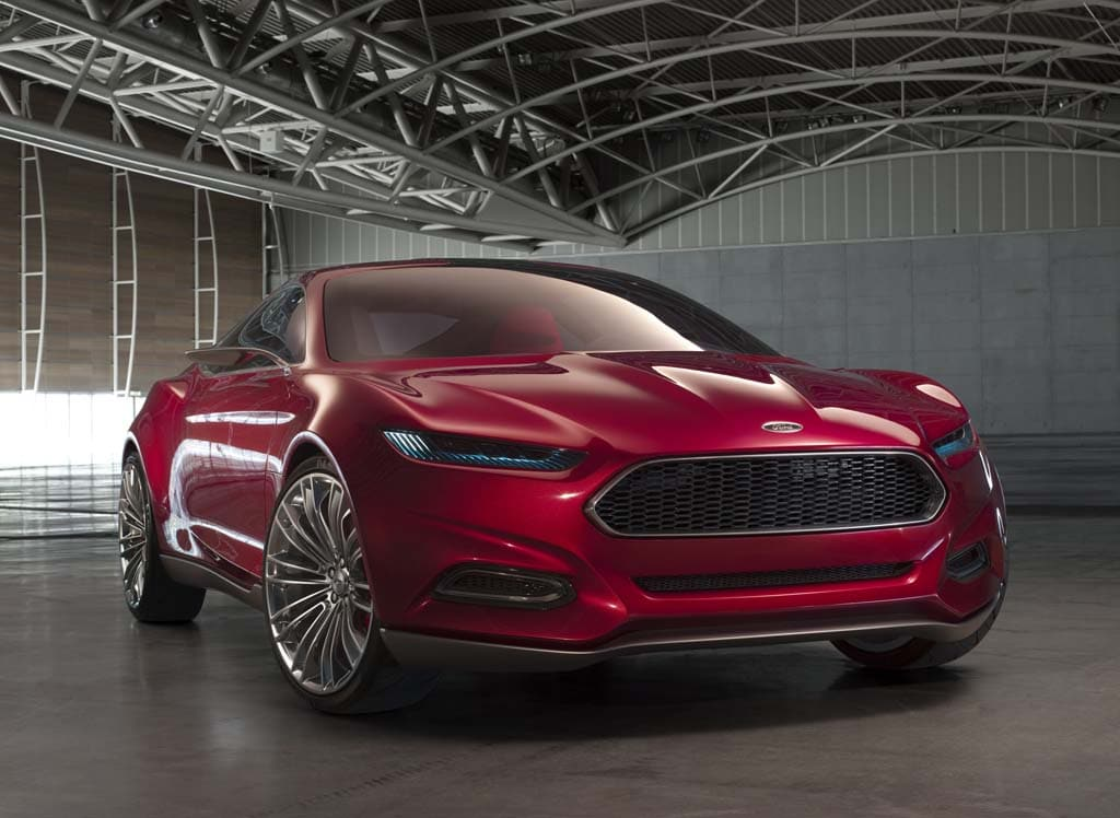 First Look: Ford Evos Concept