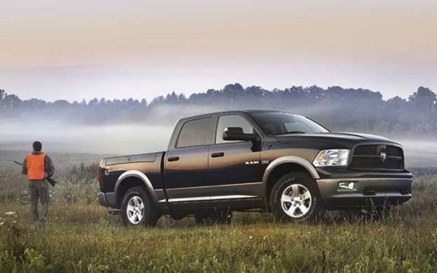 Ram Partners with Walmart to Promote Pickups