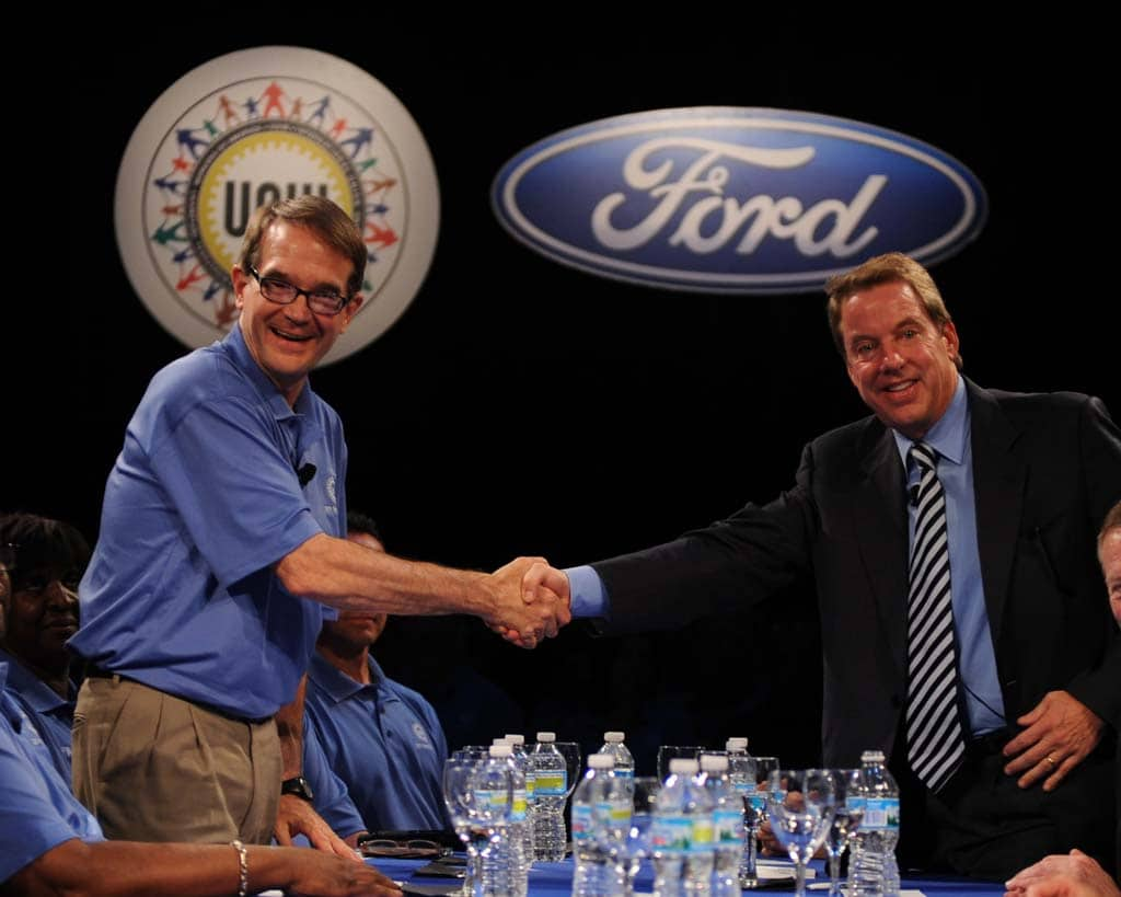 Ford contract talks 2011 #3