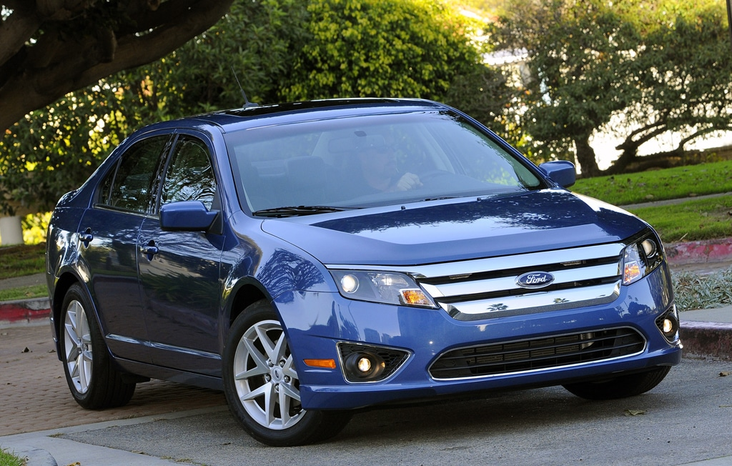 ford fusion aging gracefully thedetroitbureau com rh thedetroitbureau com 2012 ford fusion car manual ford fusion car manual