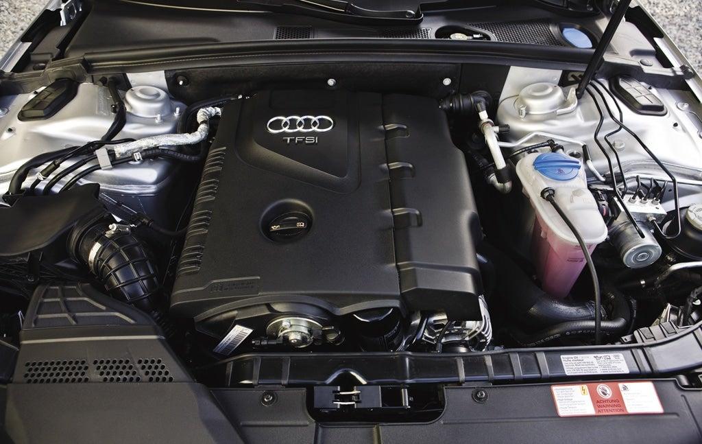 Audi A4 Quattro  A Sporting Sedan with Allweather