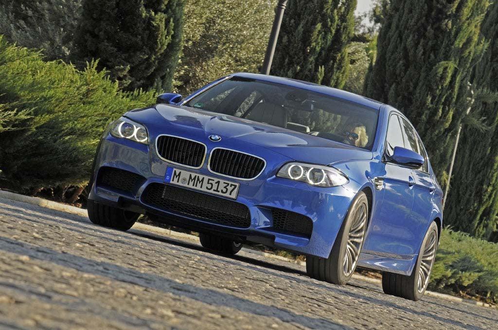 First Drive: 2013 BMW M5