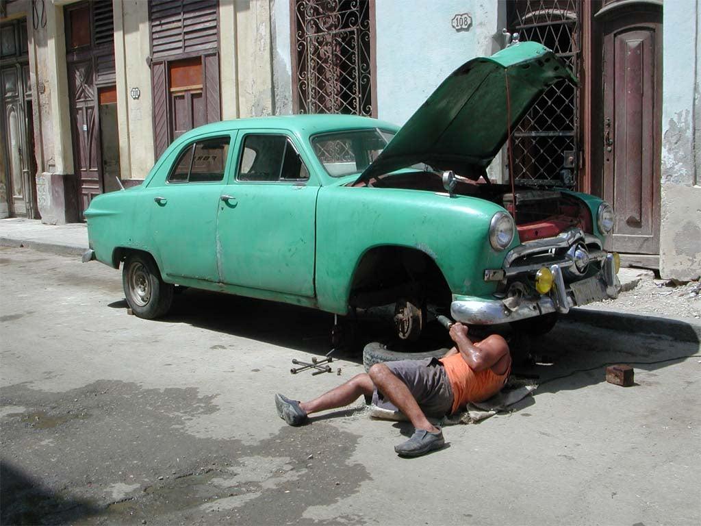 Cuba Legalizes Car Ownership
