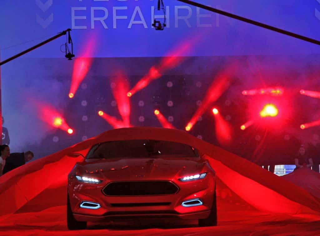 Economic Turmoil? Where? Not at the Frankfurt Motor Show